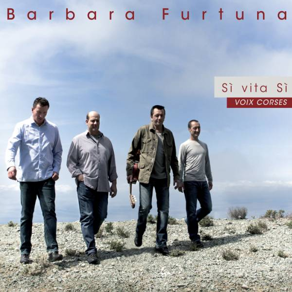 CD Barbara Furtuna - Si Vita Si