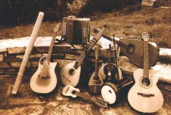 Instruments traditionnels corses