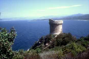 Page Mer & littoral en Corse