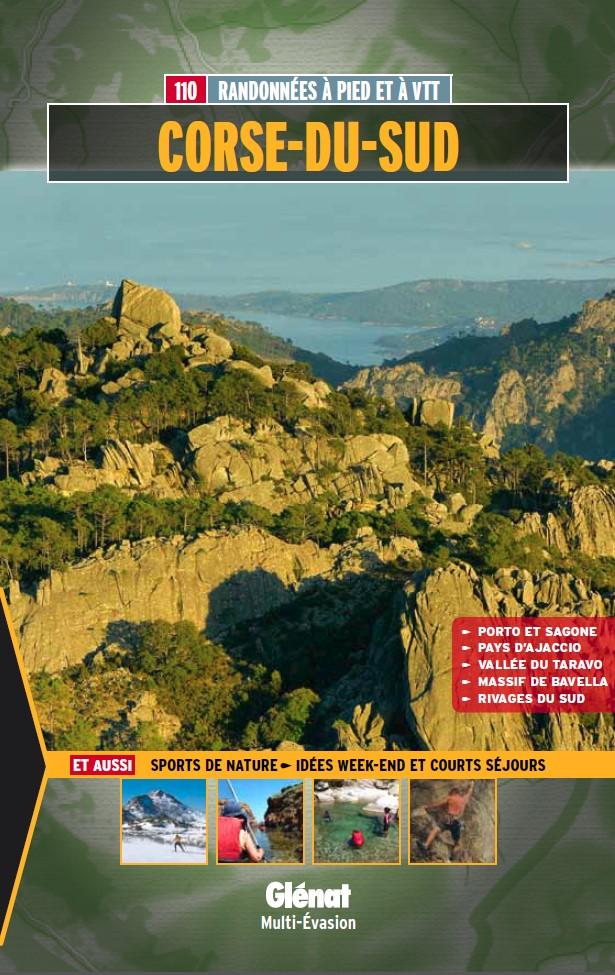 Guide Glénat Multi-Evasion Corse-du-Sud
