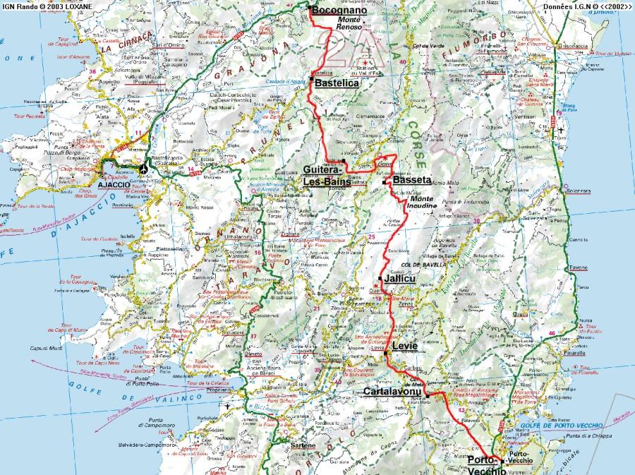 Corse sauvage - Un GR 20 bis en Corse Sud