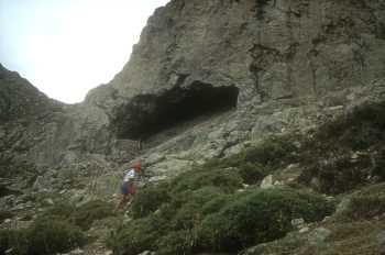 Page Randonnée en Corse